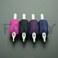 Fancy Disposable Tattoo Grips, Disposable Tattoo Tubes, EO Gas Sterile