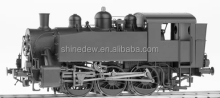 1/76 oo gauge railway- live steam locomotives
