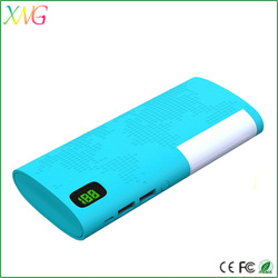 OEM/ODM China factory A grade 18650 battery 6000mah power bank for Iphone 6s