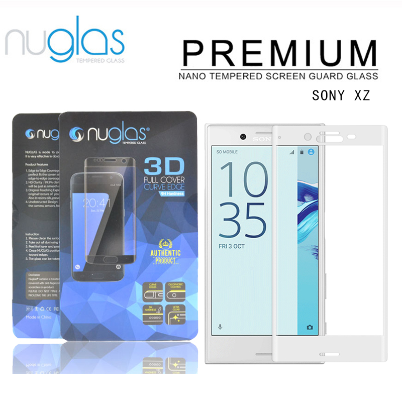 Supper smart touch tempered glass screen protector for Sony Xperia X Compact