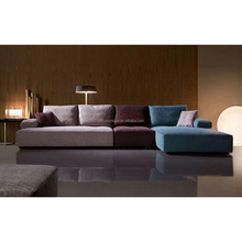 Combination fabric sofa set Modern furniture china KW1503C