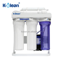 Kclean best-selling 5 /6/7 stages ro filter water system with stand