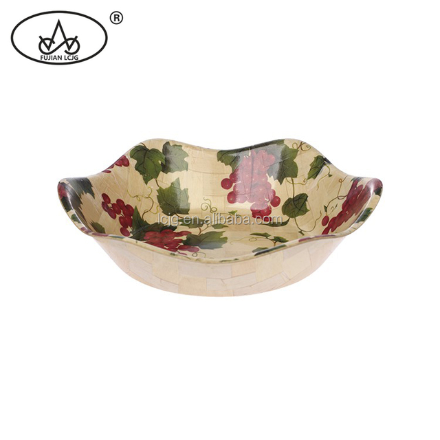 Alibaba popular style bamboo fiber dishes reusable pasta plate  sc 1 st  Yuanwenjun.com & bamboo fiber reusable plates_Yuanwenjun.com