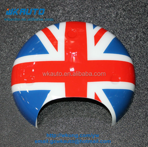 Brand New ABS Material UV Protected Union Jack mini car Tachometers Cover