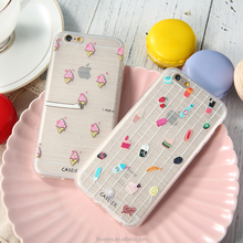 CASEIER Case For IPhone 5 /6 Cell Phone Case For SAMSUNG galaxy s7/s8,TPU Back Case Cover For Mobile Cellphone