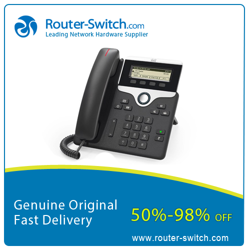 New Original Cisco Unified IP Phone CP-7821-K9=