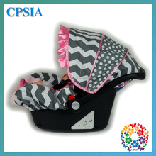 Newest Portable Baby/Infant Car Safety Booster Seat With Safe Shoulders 2pcs/lot
