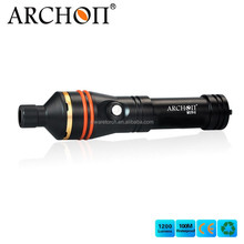 Archon Scuba Diving Underwater 100M Video / Camera Photography Light Torch Flashlight rechargeable dive light