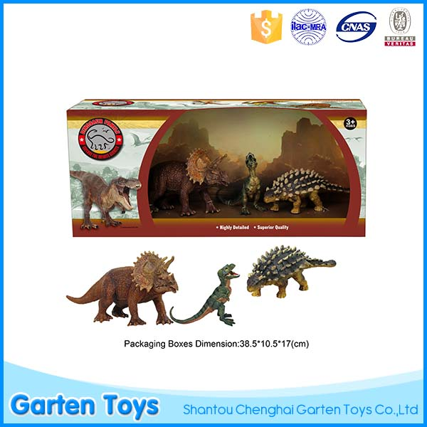 Popular design mini plastic enlighten walking dinosaur toy