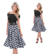 Fashion off shoulder dress american girls without dress photos ladies western dress designs