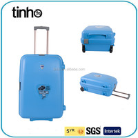 Lower Price Of Pp Trolley Luggage