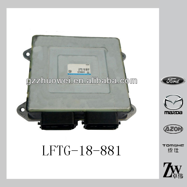 Auto Computer, Engine Control For Mazda Toyota LFTG-18-881F / E6T53986HS1