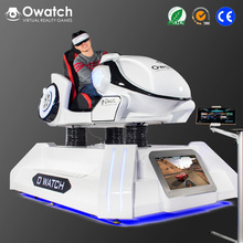 Racing Car Simulator 9D Virtual Reality arcade racing video game Type electric Dynamic vr Car driving simulator