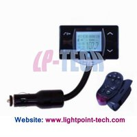 2012 fm transmitter car mp3 fm modulator