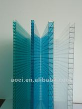 polycarbonate hollow panel