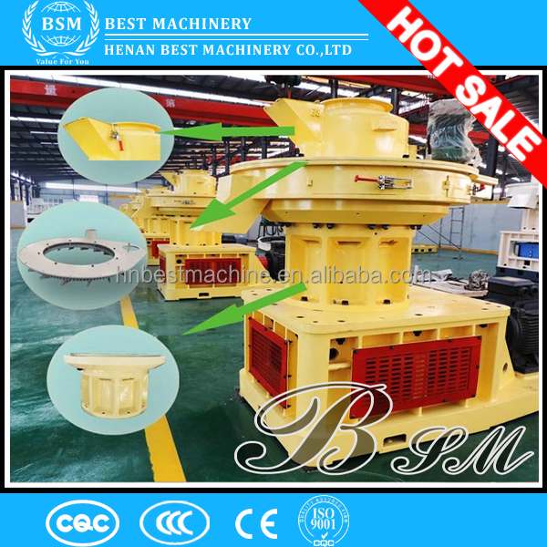 Pine tree pellet making plant/pellet making production line for animal food