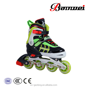 Well sale competitive price high quality alibaba export oem adjustable BW-132 roller blade