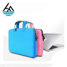 2017 Wholesale free sample neoprene laptop bag for women