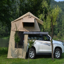 Double Layers Safari Camping Tent 2019