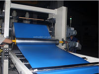 plastic sheet extrusion machine pe/ps/ABS/pp sheet extrusion line