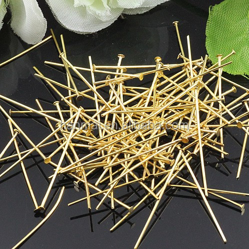 Head pin for jewelry making / jewelry findings