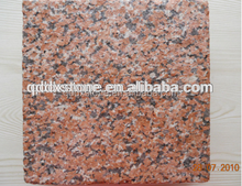 shandong flamed red granite flooring tiles