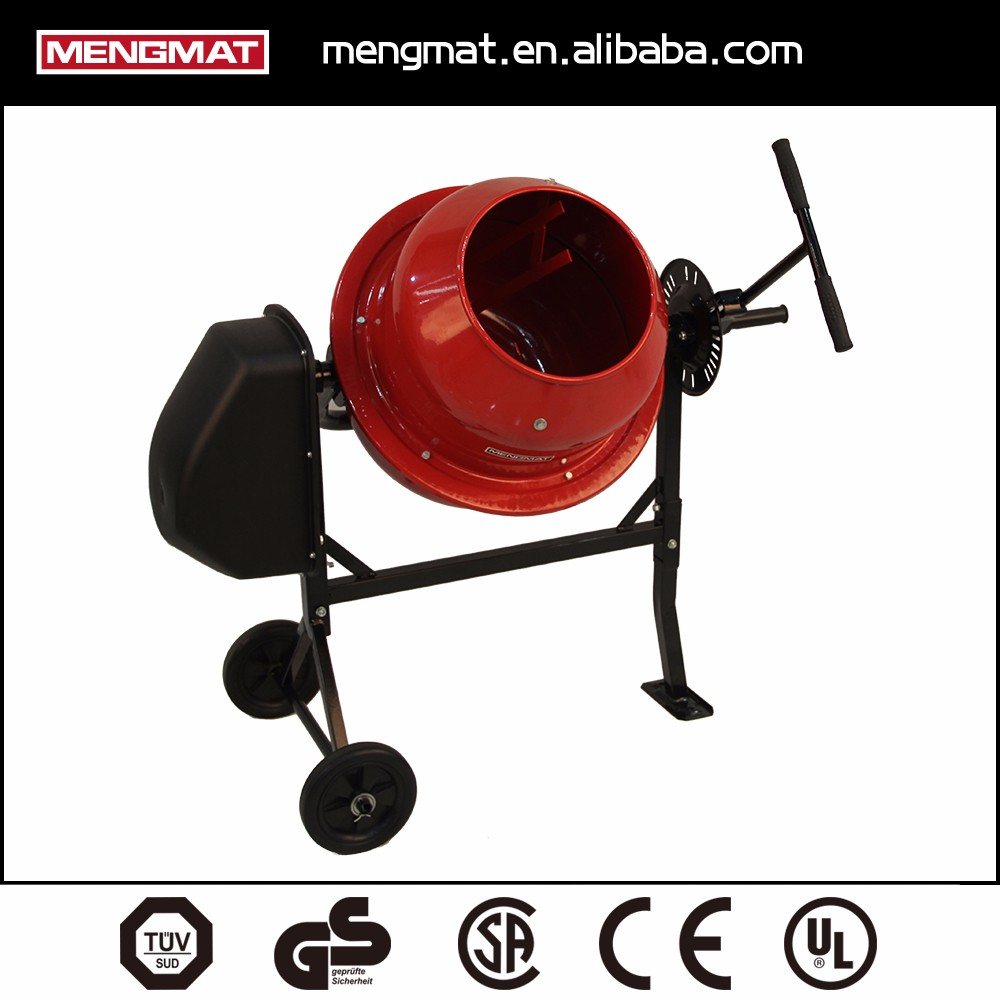 electric cement mixer small cement mixer food cement mixer