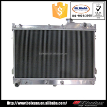 aluminium radiator for CHEVROLET CORVETTE V8 84-90 AT high performance racing radiator