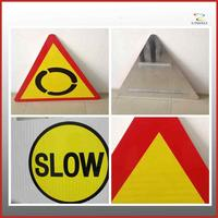 full color printing road traffic and safety signs signs