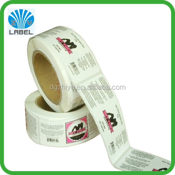 custom prinitng soap wrap sticker label vinyl roll package With custom soap label wrappers