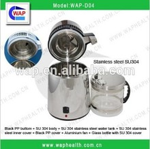 WAP-health SU304 stainless steel 304 water distiller with high quality