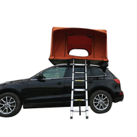 Ultra-Light Soft Supple Stuff Sleeping Roof Tent for Land Rover
