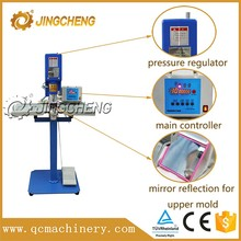 Semi-automatic plastic snap button fixing machine Automatic button machine