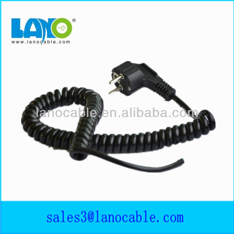 Standard electrical spring cable