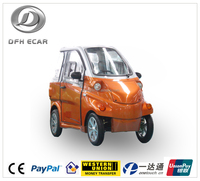 dafenghe mini electric car CE approved