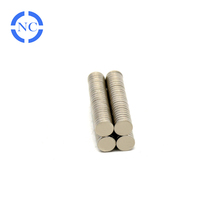 Strong magnetic power permanent rare earth disc neodymium magnet for speaker