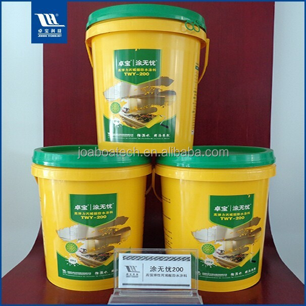 metal roofing acrylic polymer waterproof interior wall paint