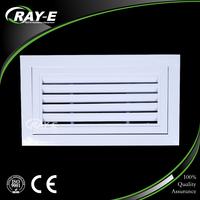 Guangzhou Aluminum air conditioner ceiling louvers No MOQ for HVAC