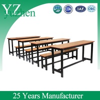 Advertising Promotion Good Feedback Lecture Hall Chair with Desk