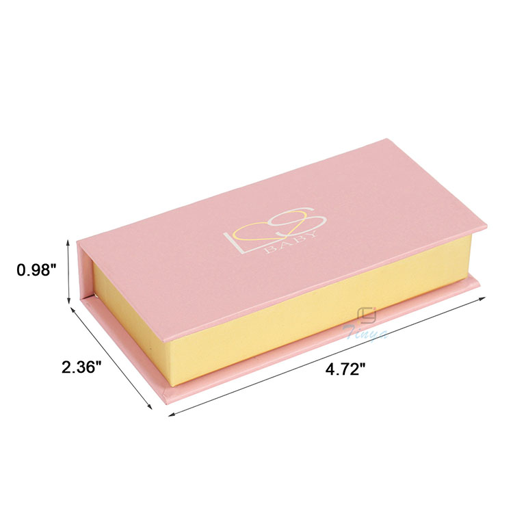 Best magnet eyelash packaging box luxury