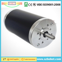 63mm planetary dc motor high torque fan motor