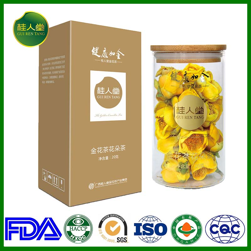 Manufacturer supply high quality natural health Chinese flower tea