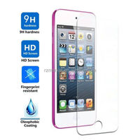 10in1 Package 2.5D 0.3MM Tempered GlScreen Protector for Apple iPod iTouch 4