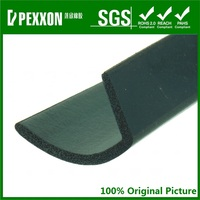 Closed Cell EPDM Custom ROHS2.0/PAHS/REACH Foam Sponge Rubber Weather Strip