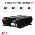3G 4G Android ios H.264 4ch network cctv dvr, full hd 1080p vehicle dvr