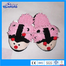 cheap wholesale house slipper / ladybug fashion women flat shoes for sale