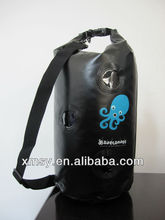 2013 black dry bag with window