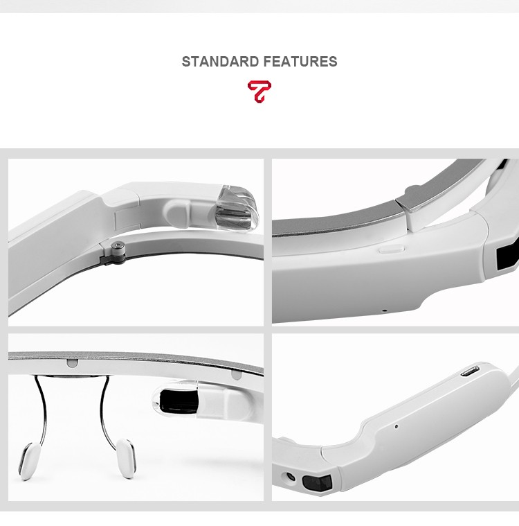 Intelligent Eyewear comfortable ,Powerful smart glass CLOUD-I ,Android 4.3 ,Bluetooth /WIFI connection