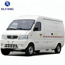micro dongfeng mini van with Ternary lithium battery