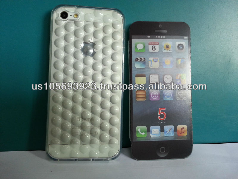 TPU Ball design cell phone case for iphone 5